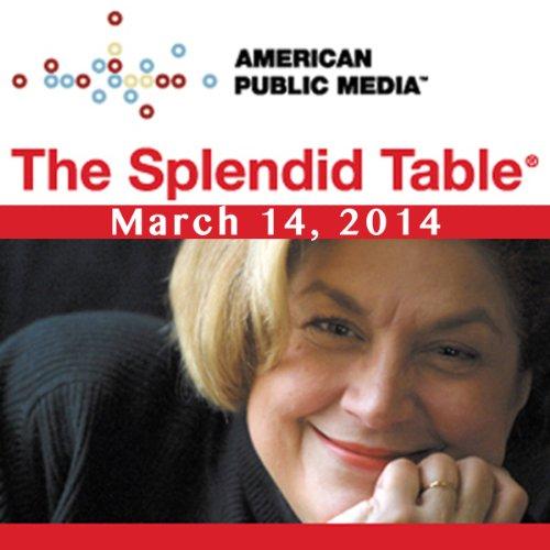 The Splendid Table, Beer Profiles, Deborah Madison, March 14, 2014 audiobook cover art