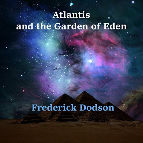 Atlantis and the Garden of Eden audiobook cover art