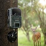 Zoom IMG-1 apeman fototrappola 20mp 1080p videocamera