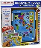 Clementoni Discovery Touch SCOPRI L 'Italien Kind Kinder/Mädchen Lernspielzeug–Spielzeug Lernspielzeug (310mm, 270mm, 44mm, Box) -