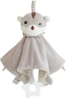 Baby Toys 0 12 months Baby Towels for Newborn 13 24 month Rattles Plush Dolls Soft Security Blanket Bed Bells Toddler Towe...