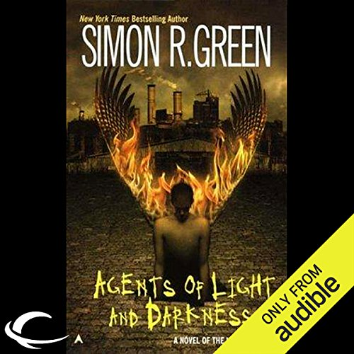 Agents of Light and Darkness audiobook cover art