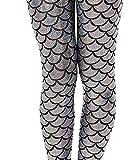 Bossoshe Yoga Anticeluliticos Cintura Alta Mallas -Leggings de Seda de Leche de Pescado, Pantalones de Yoga Transpirables de Secado rápido, adecuados para montañismo, Danza, Vida Diaria-Gris_XXXXL