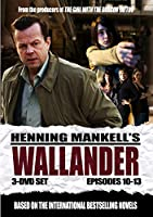Wallander: Episodes 10-13 [DVD] [Import]