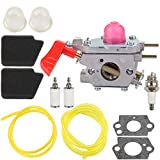 Venseri C1U-W43 545081857 Carburetor for Poulan Weedeater BVM200FE Leaf Blower Craftsman 358794770 358794780 358794765 358794774 358794773 944518250 944518252 358794700