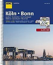 ADAC Stadtatlas Köln, Bonn, Aachen, Euskirchen, Gummersbach
