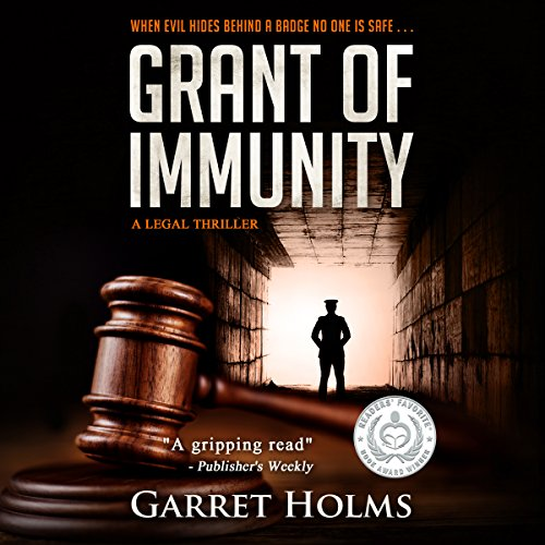 Grant of Immunity audiobook cover art