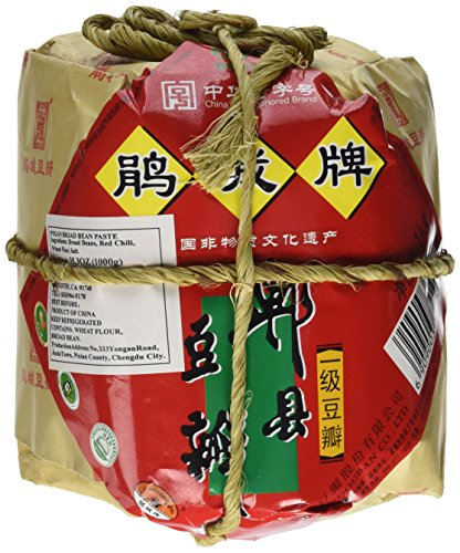 Pixian Sichuan Pi Xian Broad Bean Paste, 35oz