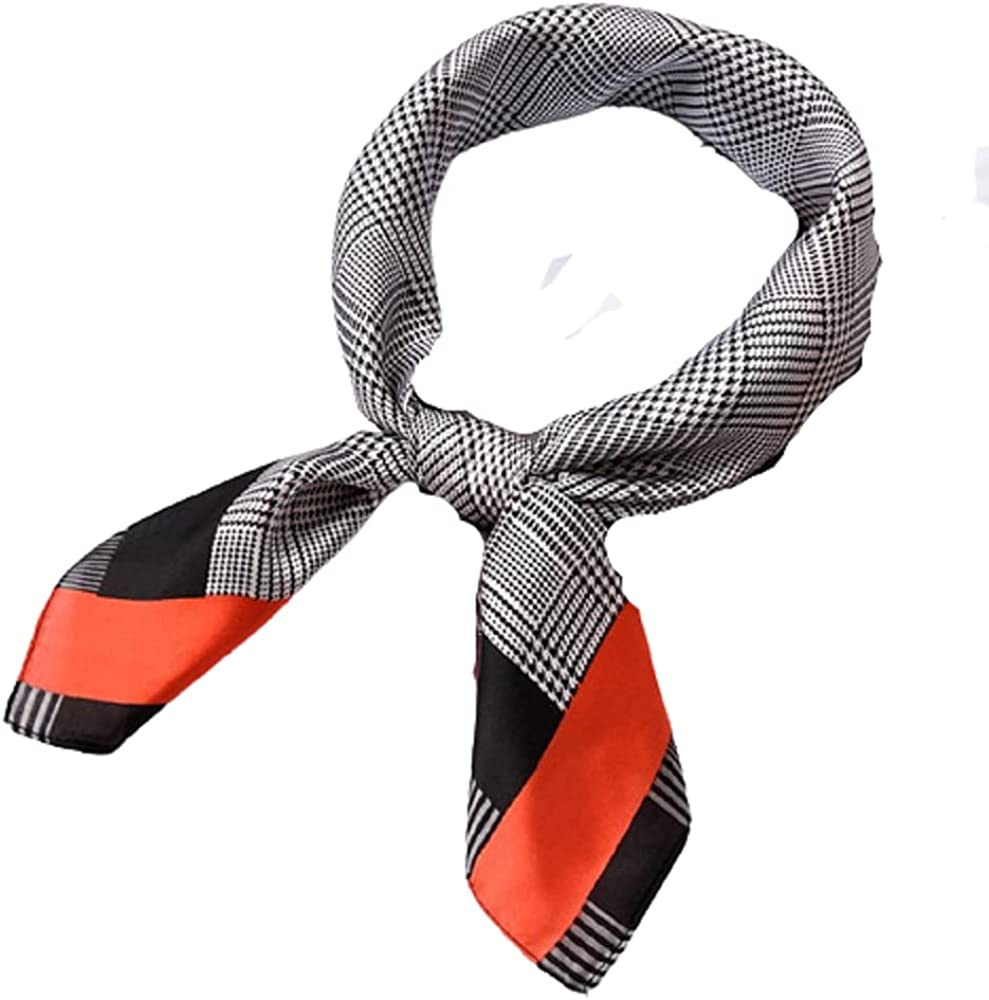 Silk Scarf/Bandana/Hair scarf/Silk Head Neck Scarf/Women Scarves/Handkerchief Scarf/Mothers day gift/Fashion Accessories/Gifts