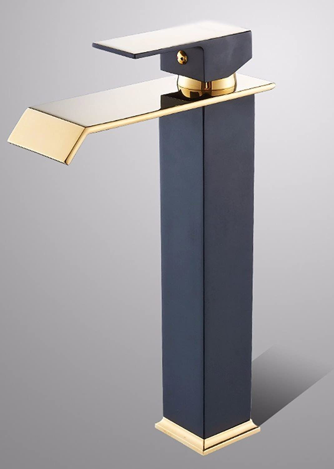 Hlluya Professional Sink Mixer Tap Kitchen Faucet The copper, hot and cold, a vanity area, bathroom sink Faucet 18