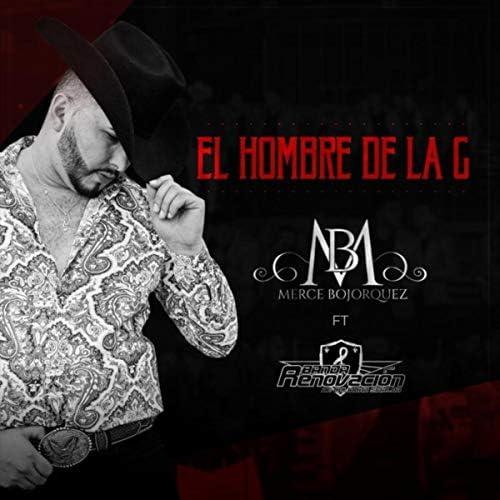 Merce Bojorquez feat. Banda Renovacion