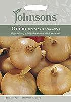 【輸入種子】 Johnsons Seeds Onion Bedforshire Champion オニオン・ベッドフォードシャー・チャンピオン ジョンソンズシード
