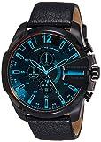Diesel Chi Chronograph Black Dial Men's Watch - DZ4323I