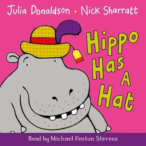 Couverture de Hippo Has a Hat