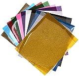 Siser Glitter Heat Transfer Vinyl - Starter Pack