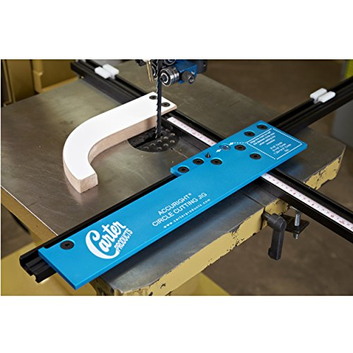 AccuRight Circle Jig for Bandsaws