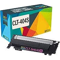 Do it wiser Cartuchos de Tóner Compatibles para Samsung C480W Xpress SL-C430W SL-C480W SL-C480FW SL-C480FN SL-C430 SL-C480 CLT-M404S (Magenta)