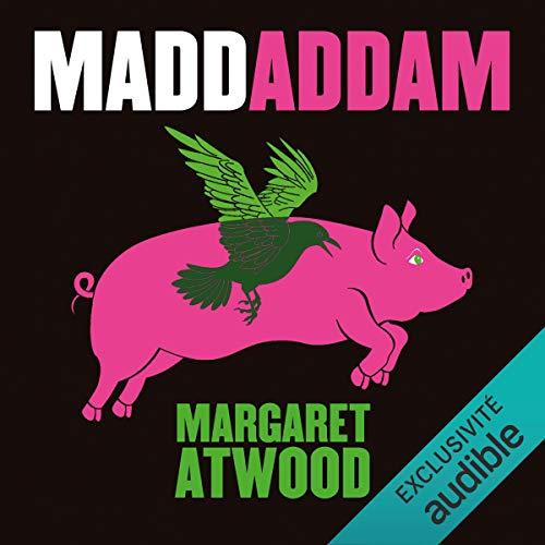 MaddAddam cover art