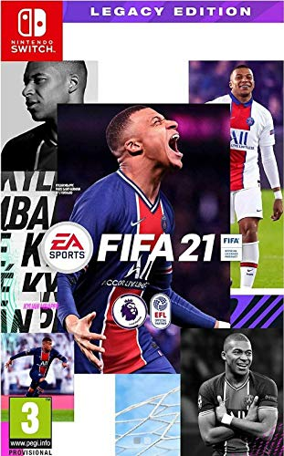 Fifa 21 - Legacy Edition Nsw - Other - Nintendo Switch