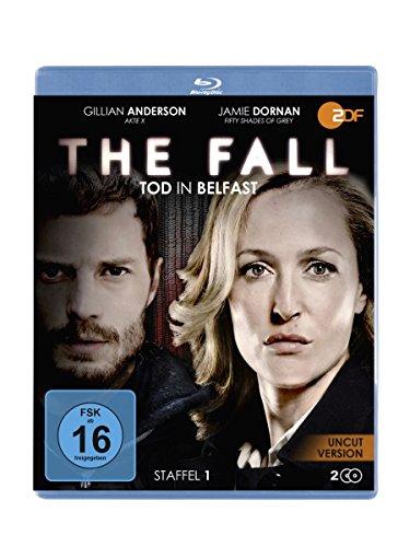 The Fall - Tod in Belfast - die komplette Staffel 1 [2 Blu-rays]