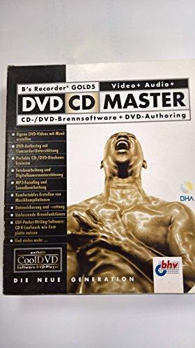 B's Recorder Gold5 Video+ Audio+ CD-/DVD-Brennsoftware + DVD-Authoring