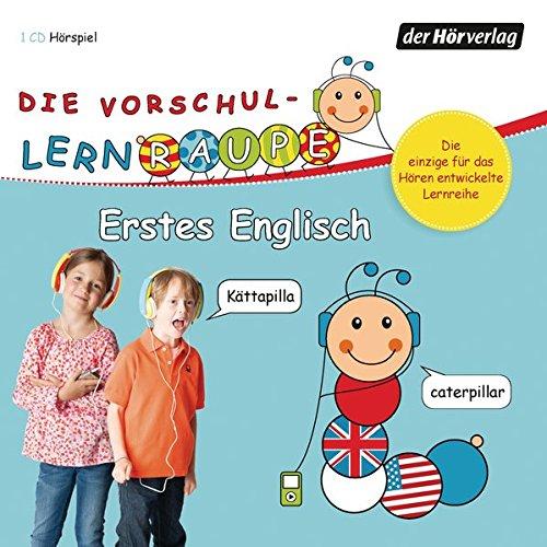 Die Vorschul-Lernraupe: Erstes Englisch