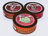 Jake's Mint Chew - Cherry, Cinnamon, Green Apple Pouches - Tobacco & Nicotine Free!