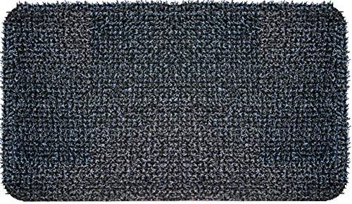 Clean Machine 10376618 High Traffic Astroturf Doormat, Charcoal, 17.5 Inch x 29.5 Inch