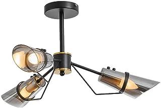 Home Equipment Pendant Lighting Modern Chandelier Mid Century Pendant Light Industrial Iron Ceiling Light for Kitchen Dini...