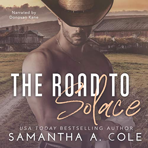 The Road to Solace audiobook cover art