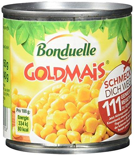 Bonduelle Goldmais , 6er Pack  (6 x 150 g Dose)