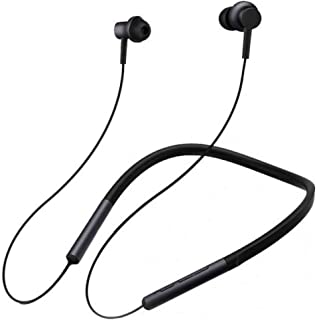 Xiaomi Zbw4426Gl Mi Bluetooth Neckband Earphones Black - (> Home Headphones)