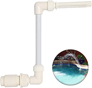 WaterSHOP Waterfall Pool Fountain Spray Pool Fountain Fits Most 1.5