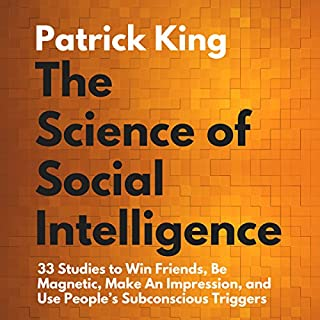 The Science of Social Intelligence:  cover art