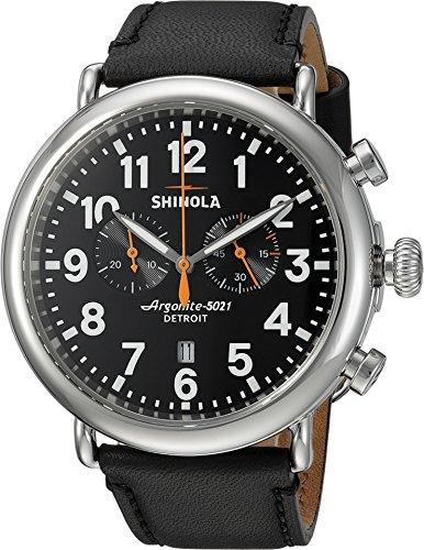 Shinola Detroit Mens The Runwell Chrono 47mm - 10000051