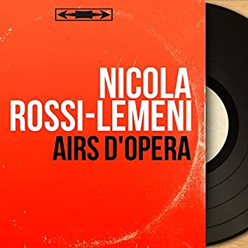 Airs d'opéra (Mono Version)