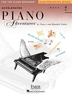 Accelerated Piano Adventures Sightreading Book 2