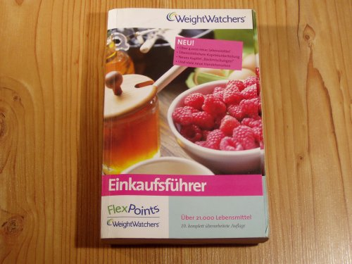 Weight Watchers Einkaufsführer 10. Auflage