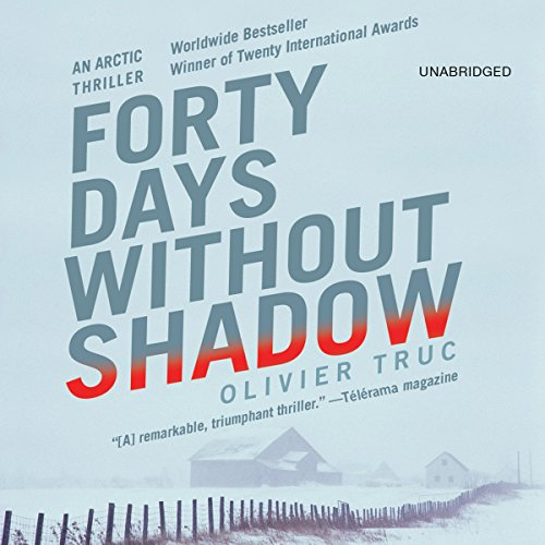 Forty Days Without Shadow cover art