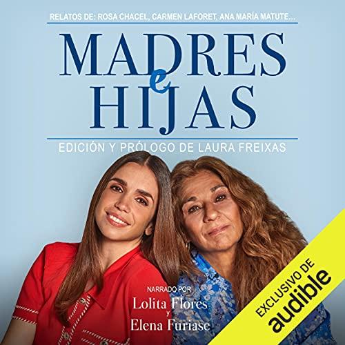 Diseño de la portada del título Madres e Hijas