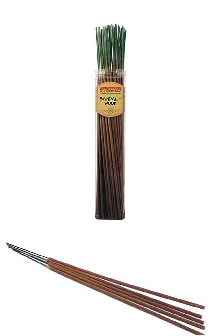 話すチョップ展望台サンダルウッド?–?Wild Berry Highly Fragranced Large Incense Sticks