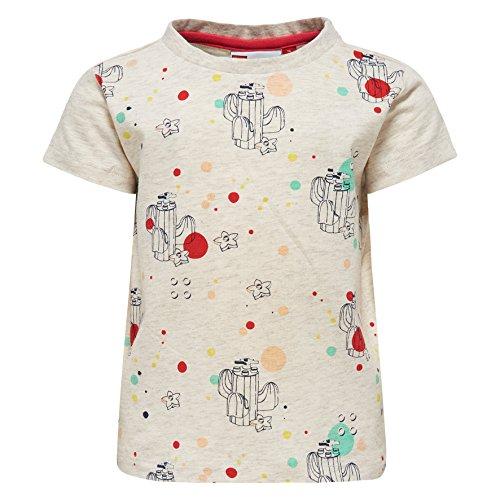 Lego Wear Lego Duplo Girl TIA 303-T-SHIRT T-Shirt, Beige (Beige (Beige 120) 120), 18 Mois Bébé Fille
