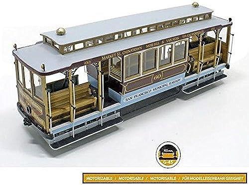n ° 1 en línea CABLECAR SAN SAN SAN FRANCISCO ( OcCre - 53007 ) by OcCre  ¡no ser extrañado!