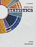 Mind on Statistics (with Jmp Printed Access Card)