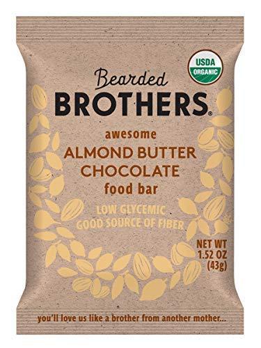 Bearded Brothers Vegan Energy Bar