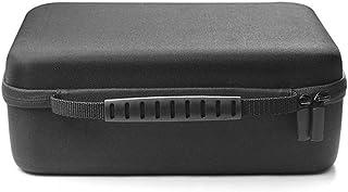 Fesjoy Secador de pelo protector Bolsa de almacenamiento Estuche rígido de viaje portátil a prueba de golpes Compatible con D-yson Supersonic HD01 HD03