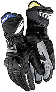Guantes Two in One BMW, Color Negro 7-7,5
