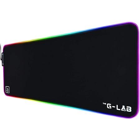 The G Lab Pad Rubidum Gaming Mauspad Rgb Elektronik