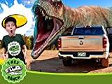 Dinosaur Adventure with T-Rex Zapper Wand