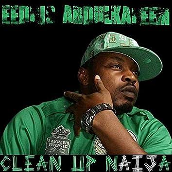 Clean Up Naija
